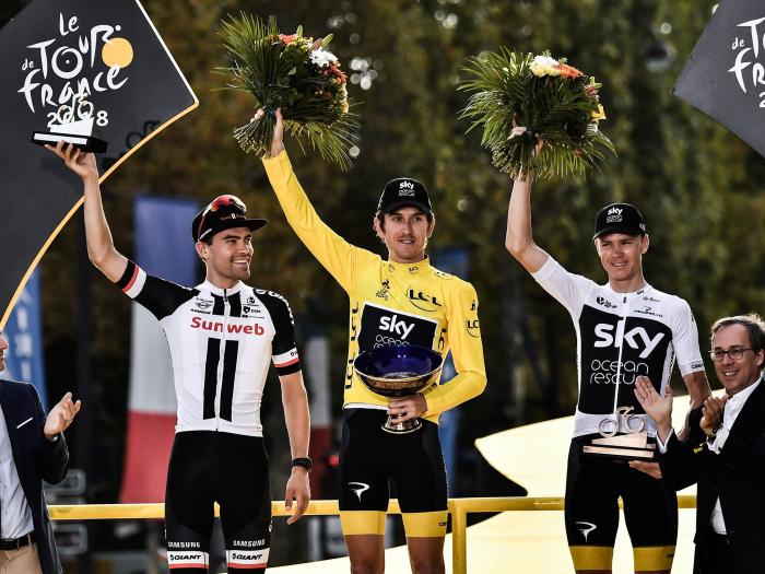 Tour de France trophy stolen from display in Birmingham