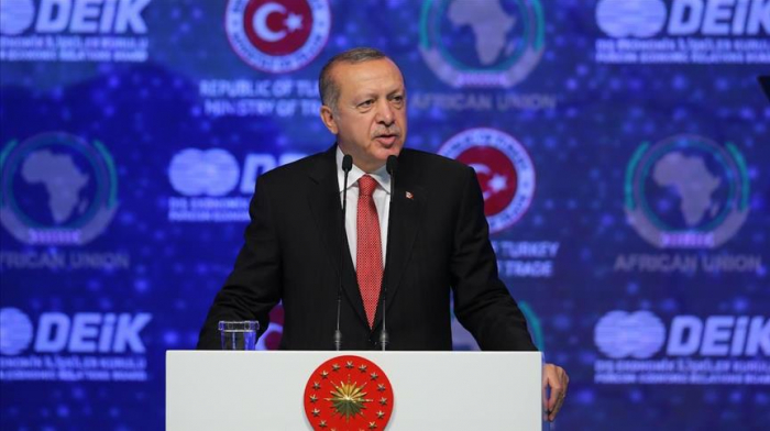 Turkey's Erdogan calls on Africa to trade in local currencies