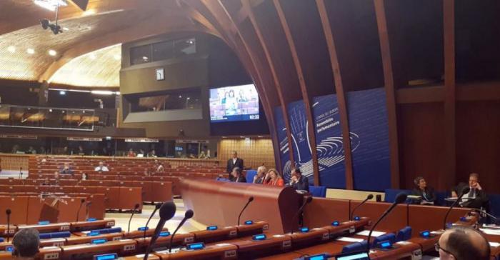 Deputat AŞPA-da erməni həmkarını susdurdu