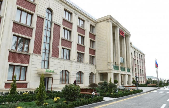 Guba: Präsident Aliyev besucht wissenschaftliches Forschungsinstitut für Garten-und Teebau