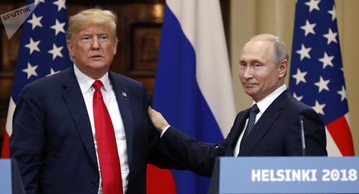Erneutes Putin-Trump-Treffen in Helsinki? Kreml-Sprecher kommentiert Medienbericht