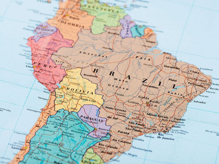 What is the difference between South America and Latin America? - iWONDER