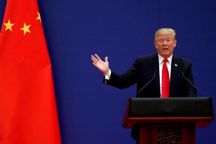 """Trump droht China im Handelsstreit - """"Ich kann noch viel mehr machen"""""""
