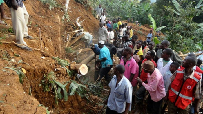 Landslide in eastern Uganda kills at least 31 people: government official