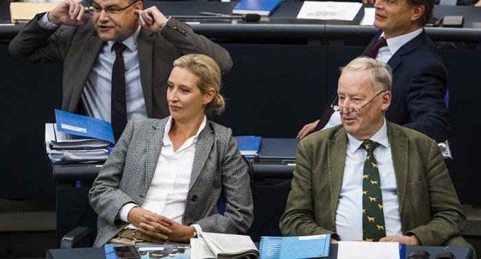"""""""Islam gehört zu Merkel, Merkel nicht zu Deutschland"""" – AfD verärgert Bundestag"""
