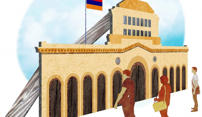 The Washington Times: Armenia is in a state of anarchy