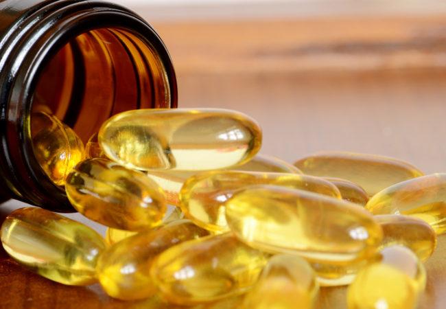 Vitamin D supplements don't lead to strongerbones
