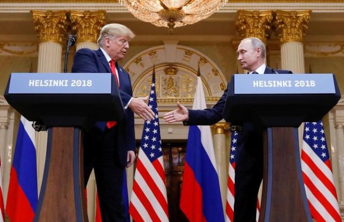 Agentur - Putin könnte Trump im November in Paris treffen