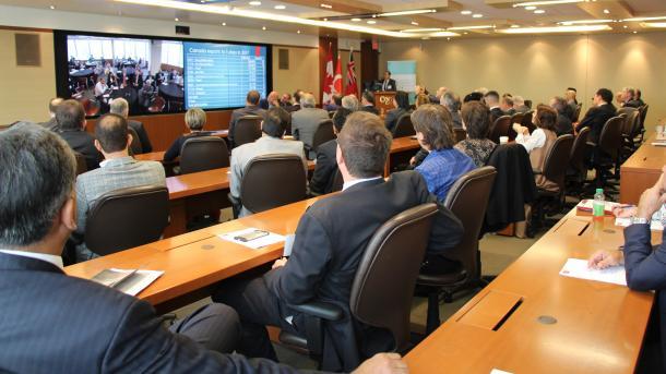 Türkei verkauft Schiffe an Kanada