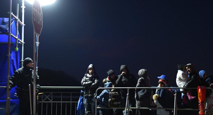 """""""Migranten ziehen weiter"""" – Kontrollen an deutsch-österreichischer Grenze bleiben"""