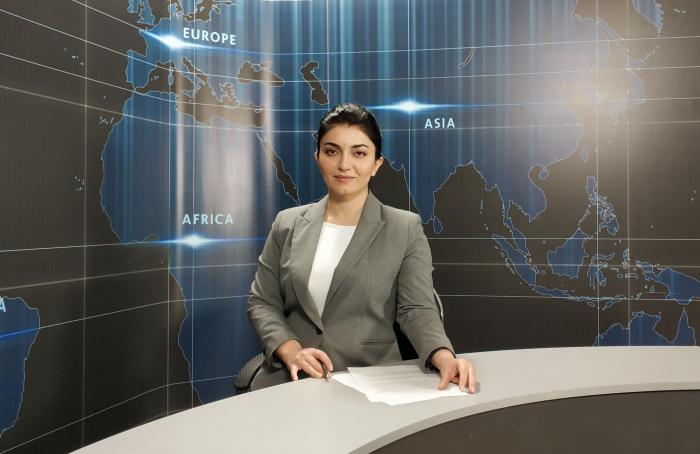 AzVision TV:Die wichtigsten Videonachrichten des Tages aufEnglisch(12. Oktober)-VIDEO