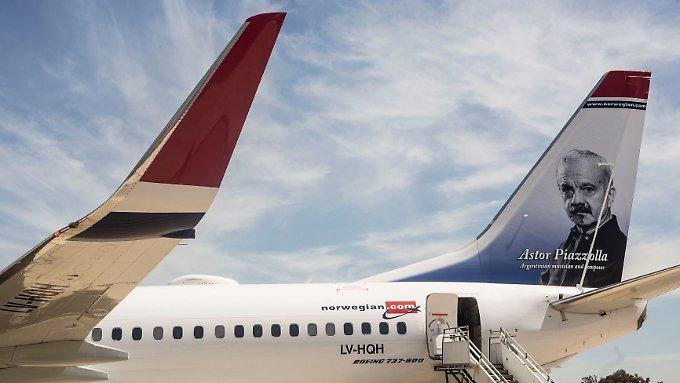 Argentinien erlebt Luftfahrt-Boom
