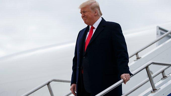 Trump will sich in Fall Khashoggi einschalten