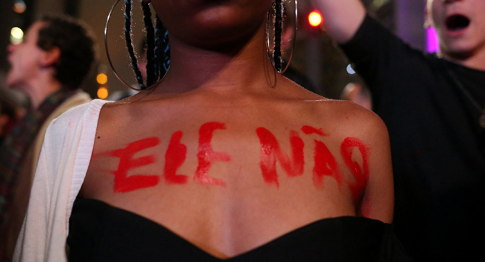 Bolsonaro vetará propuestas para legalización del aborto si gana presidencia