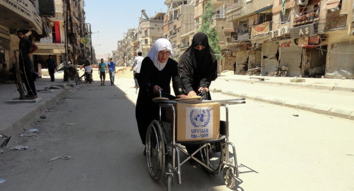 Canada pledges $50M in aid for Palestinian refugees
