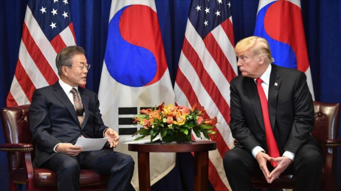 Seúl: EEUU no podrá obligarnos a no levantar sanciones a Pyongyang