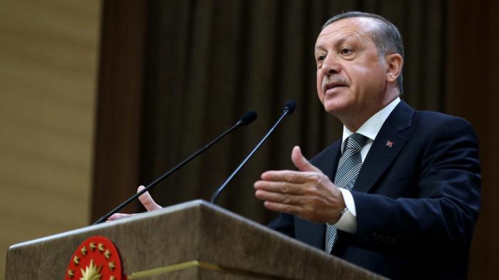 Erdoğan: Internationale System bröckelt