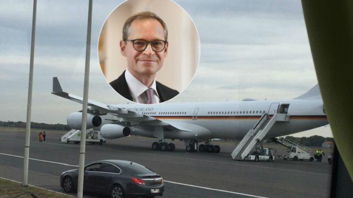 Michael Müller wird auf Reise nach Australien gestoppt
