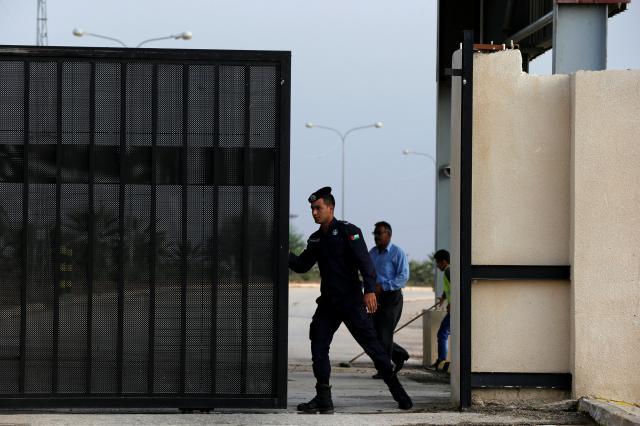 Jordan, Syria reopen Nassib border crossing