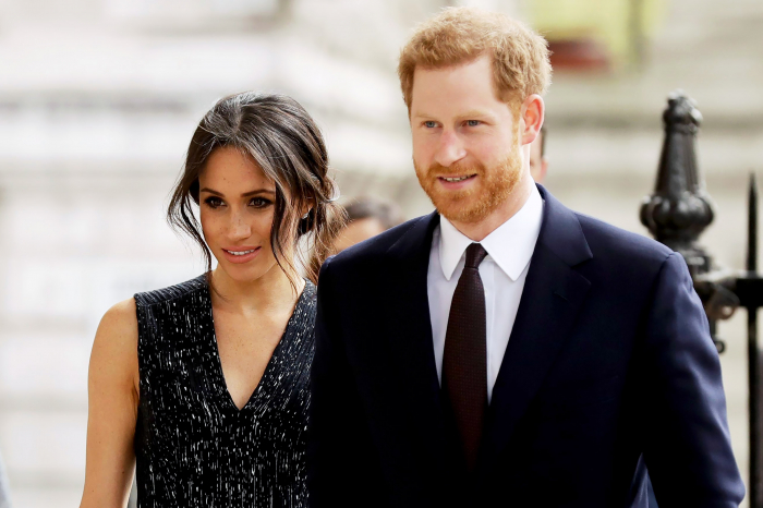 Meghan and Harry: Duchess of Sussex expecting a baby