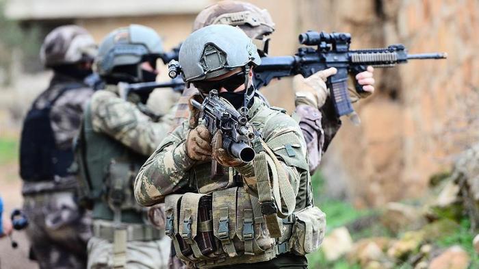 Turkey: 25 terrorists