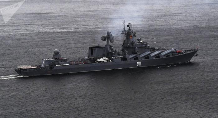 Un grupo naval de la Flota rusa del Pacífico concluye la visita a Corea del Sur