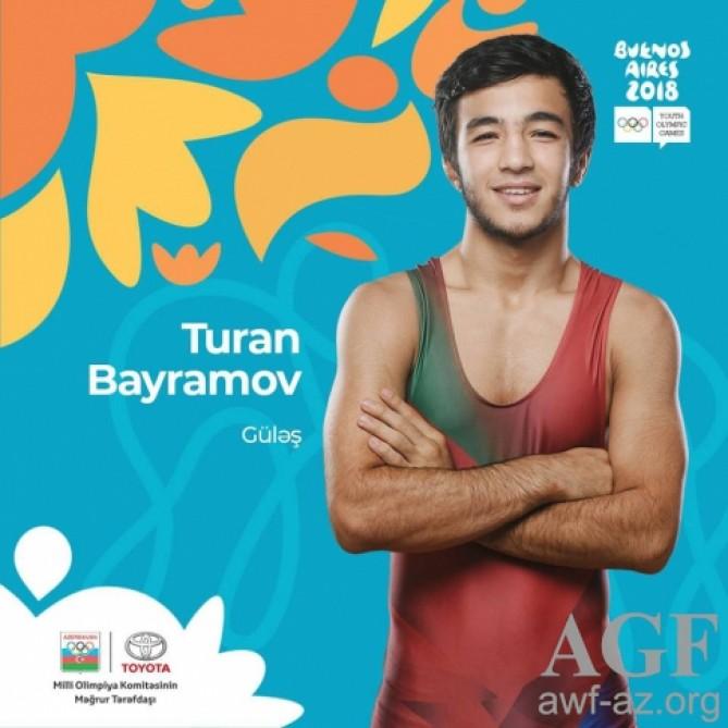 Olympische Jugend-Sommerspiele: Aserbaidschans Ringer holt Gold