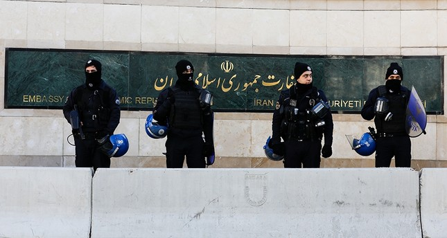 Iran dismisses reports of suicide bomb threat at Ankara embassy - UPDATED