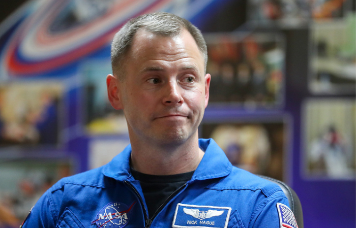 NASA astronaut flies to US after Soyuz-FG failure
