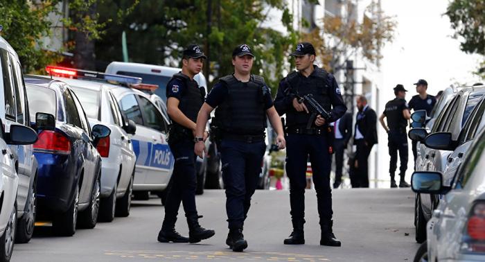Evacúan Embajada de Irán en Ankara por reportes de un atacante suicida