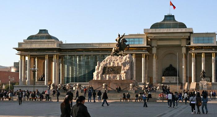 Kim Jong-un, invitado a visitar Mongolia