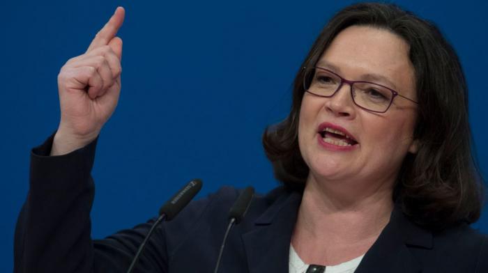 SPD will Debatte über Oppositions-Option fortführen