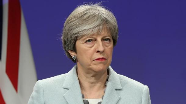 Britische Premierministerin kündigt Brexit-Statement im Parlament an