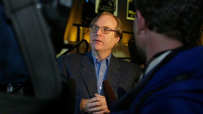Microsoft-Mitgründer Allen ist tot