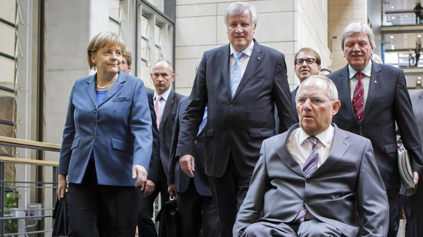 Jetzt knöpft Seehofer sich Schäuble vor
