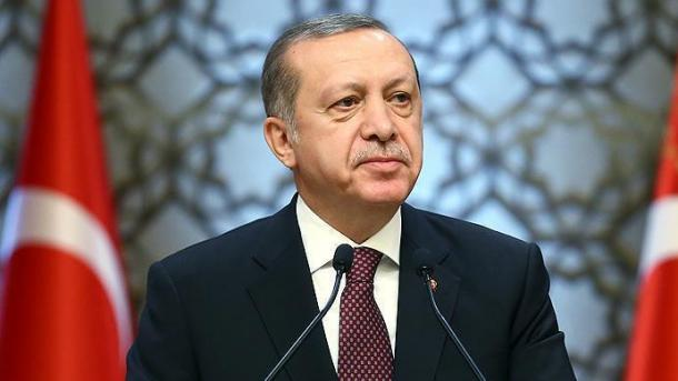 Staatspräsident Erdoğan antwortet Trump über Twitter