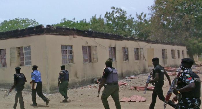 Boko Haram mata a otra empleada de la Cruz Roja en Nigeria