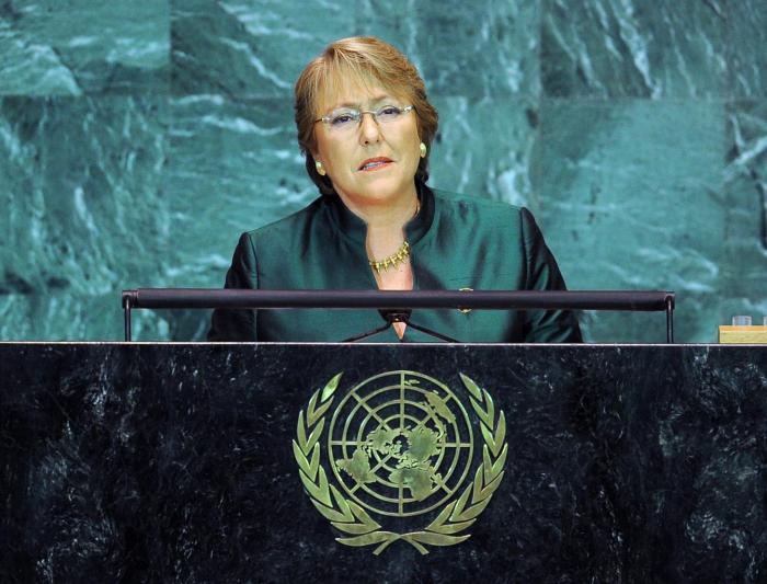 UN rights chief calls for lifting Saudi