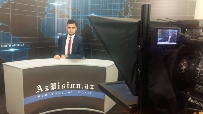AzVision TV:Die wichtigsten Videonachrichten des Tages aufDeutsch(16. Oktober)-VIDEO