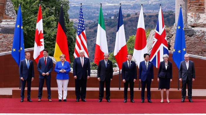 G7 ministers