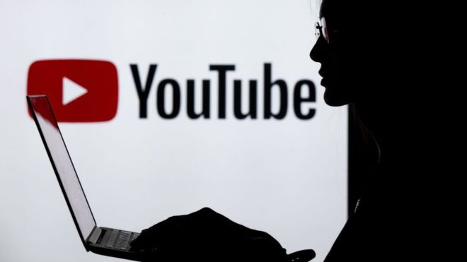 YouTube back online after outage
