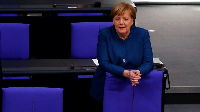 Merkel: Noch Chance auf Brexit-Abkommen