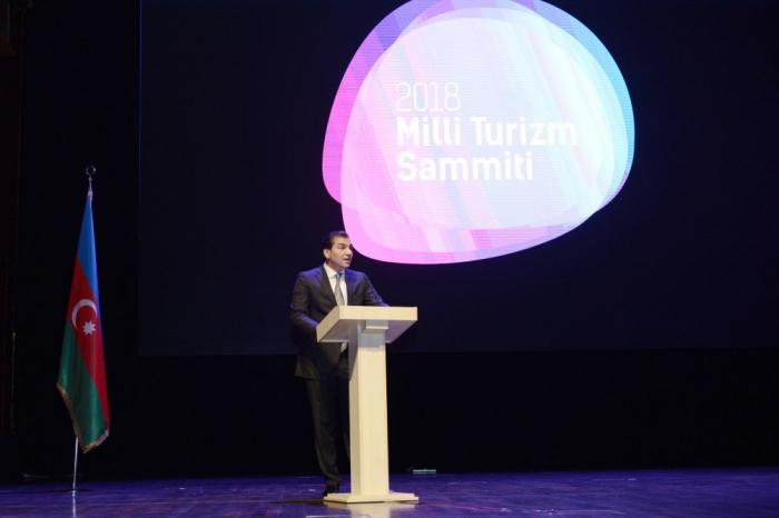 Le premier Sommet national du tourisme se tient à Bakou