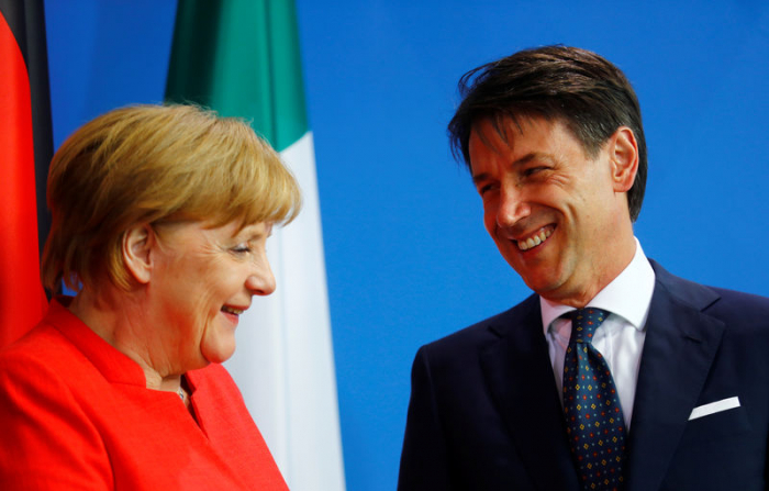 Merkel betont gegenüber Italien - Vertrauen wichtig für Dialog