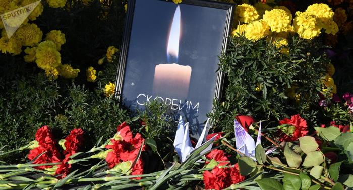 Ascienden a 21 las víctimas mortales de la masacre en la escuela de Crimea