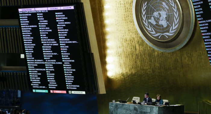 """""""Unfaires System"""": USA verlassen weitere Institution der Vereinten Nationen"""