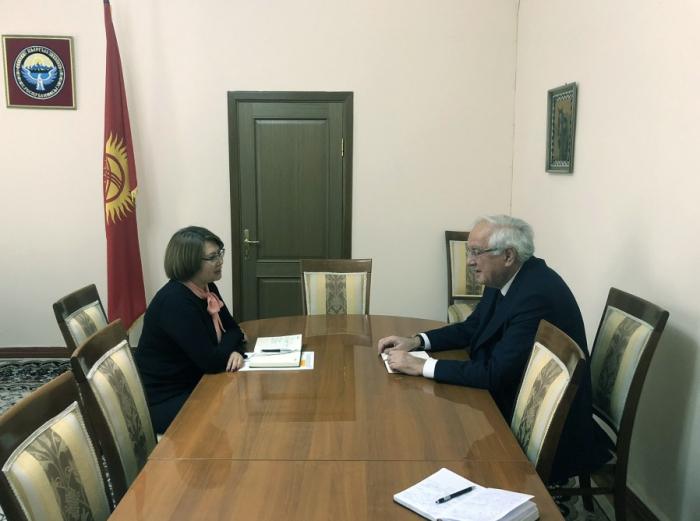 Vice PM: Kyrgyzstan proud of Azerbaijan's development