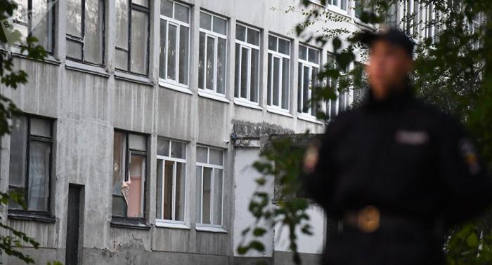 El tirador de Crimea borró datos privados de su ordenador antes de cometer la masacre