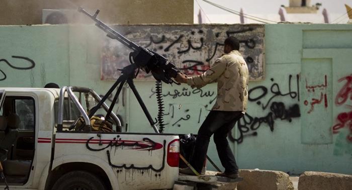 Wieder Krieg um Einflusszonen: Will der Westen die Libyen-Krise ohne Russland lösen?