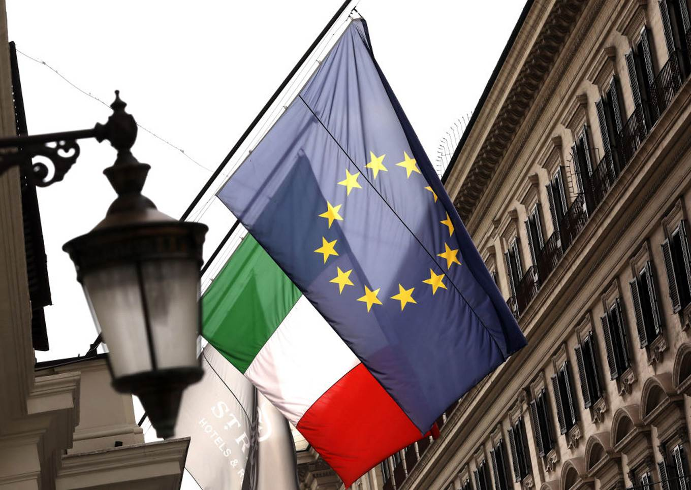 Will Italy sink Europe? - OPINION